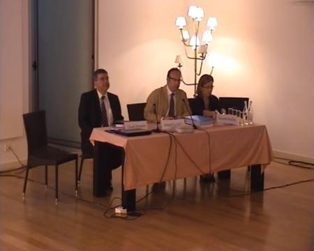 Segunda sesión. Grabación lado presentación. - II Seminario Luso-Galaico de Dereito Local, Reforma da Administración Local / Tutela da legalidade urbanística